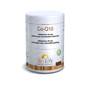 Be-Life Co-Q10 Enzymes 180 cápsulas