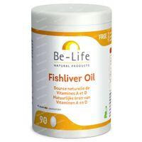 Be-Life Fishliver Oil 90  kapseln