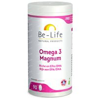 Be-Life Omega 3 Magnum* 90  capsules
