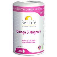 Be-Life Omega 3 Magnum 180  kapseln