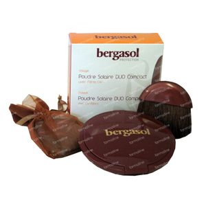 Bergasol Solaire DUO Compact 25 g poeder