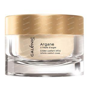 Galénic Argane Crème Comfort Infini-Herstellend 50 ml