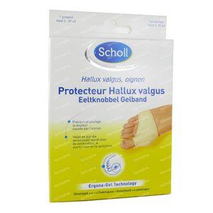 Scholl Pharma Protector Hallux Valgus Size 2: 39-42 1 pezzo