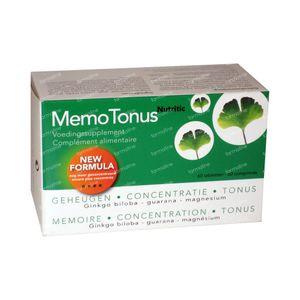 Memotonus Nutritic 60 tabletten