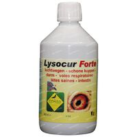 Comed Lysocur Forte 500 ml oplossing