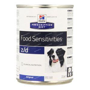 Hills Canine Chien Ultra Prescription z/d 8018m 370 g