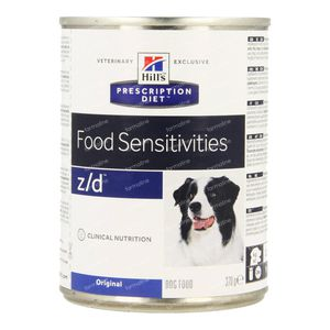 Hills Prescription Diet Canine Ultra Low Allergen Z/D 370 g