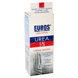 Eubos Urea 5% Crème Mains 75 ml