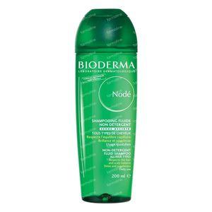 Bioderma Nodé Shampooing Fluide Non Détergent 200 ml