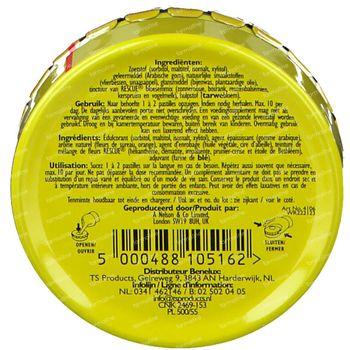 Bach Bloesem Rescue Pastilles Orange Sans Sucre 50 g