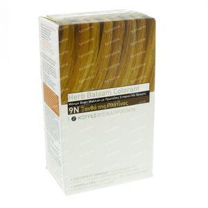 Korres Kleurbalsem Platinum Blonde Herb 9N 135 ml