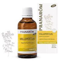 Pranarôm Huile Végétale Millepertuis Bio 50 ml