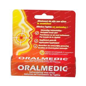 Oralmedic Aphthae Applicator 1 item