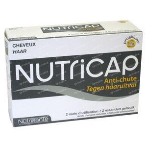 Nutrisanté Nutricap Haaruitval 2 Maand Gel 120 St capsules