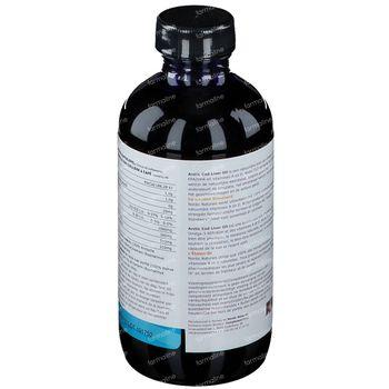 Nordic Arctic Cod Liver Oil Citron 237 ml