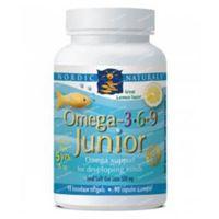 Complemed Omega 3-6-9 Junior 90  kapseln