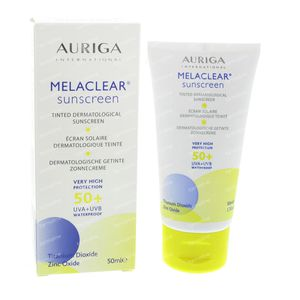 Melaclear SunScreen SPF50 50 ml