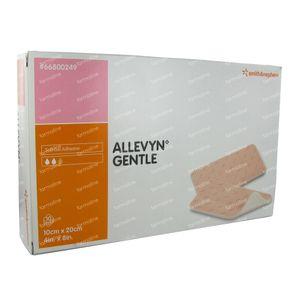 Allevyn Gentle 10cm x 20cm 10 unidades