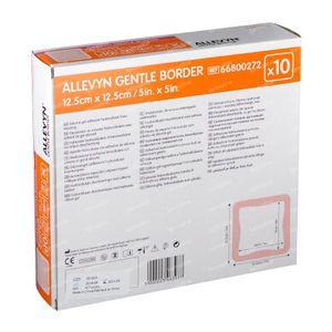 Allevyn Gentle Border 12,5x12,5cm 66800272 10 pieces