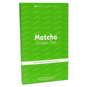 WHC Matcha Groene Thee 50 g