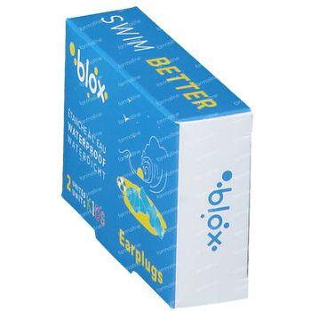 Blox Oordopjes Aqua Waterproof Kids 1 paar
