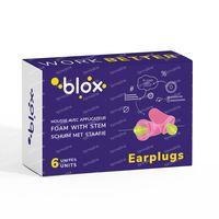 Blox Oordopjes Concentratie 3 paar