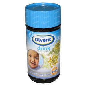 Olvarit Babydrink Met Venkel Suikervrij 15 g