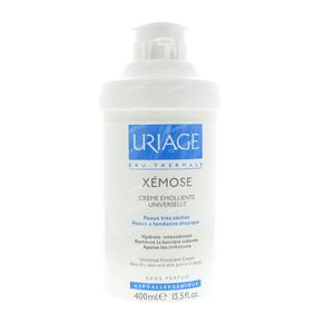 Uriage Xémose Universal Emollient Cream 400 ml