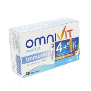 Omnivit Immunity 30 stuks Capsules