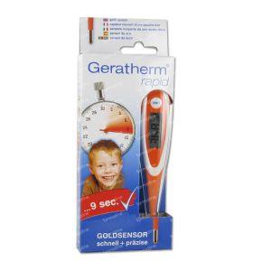 Gerathermometer Rapid Flex 9 Sec. 1 St