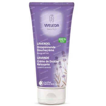 Weleda Lavendel Ontspannende Douchecrème 200 ml