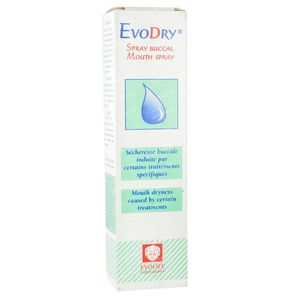 Evodry Mondspray 50 ml