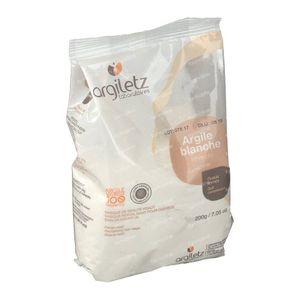 Argiletz Clay Wit 200 g polvo