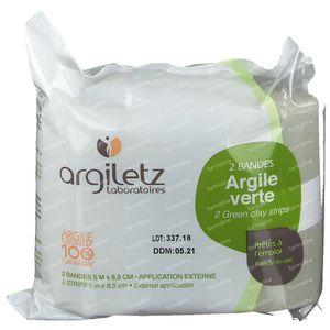 Argiletz Bandargil Band 5m x 8.5cm 2 stuks
