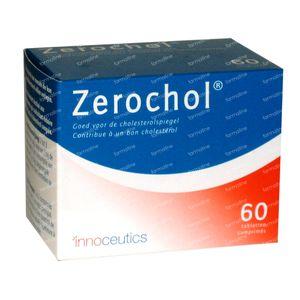 Zerochol 60 tabletten