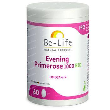 Be-Life Evening Primerose 1000 60 capsules