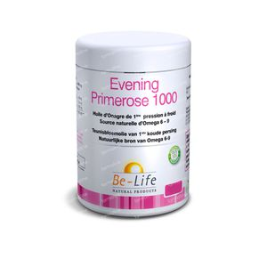 Be-Life Evening Primerose 1000 300 St capsule