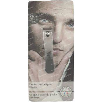 Vitry Nagelzange Taschenformat Inox 1 st