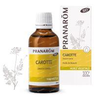 Pranarôm Huile Végétale Carotte Bio 50 ml