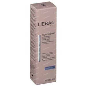 Lierac Diopticerne Dark Circle Correcting Cream 5 ml cream