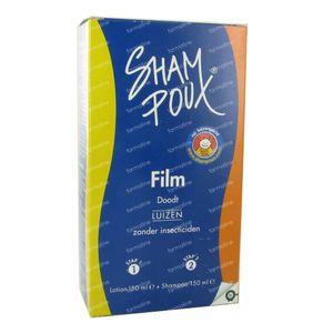 Shampoux Film Shampoo + Lotion 300 ml
