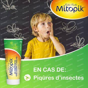 Mitopik Crème - Piqûres d'Insectes, Coup de Soleil 50 g
