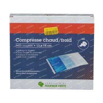 Marque V Semes Cold-Hot Pack 13x14cm 1 pièce