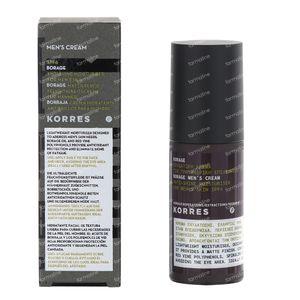 Korres Borage SPF6 Men's Cream 50 ml
