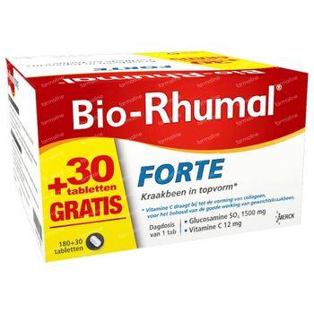 Bio-Rhumal Forte 1500mg + 30 Comprimés GRATUIT 180+30 comprimés