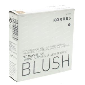 Korres Zea Mays Blush 15 Natural 6 g