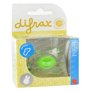 Difrax Pacifier Dental Nijntje Newborn 1 item
