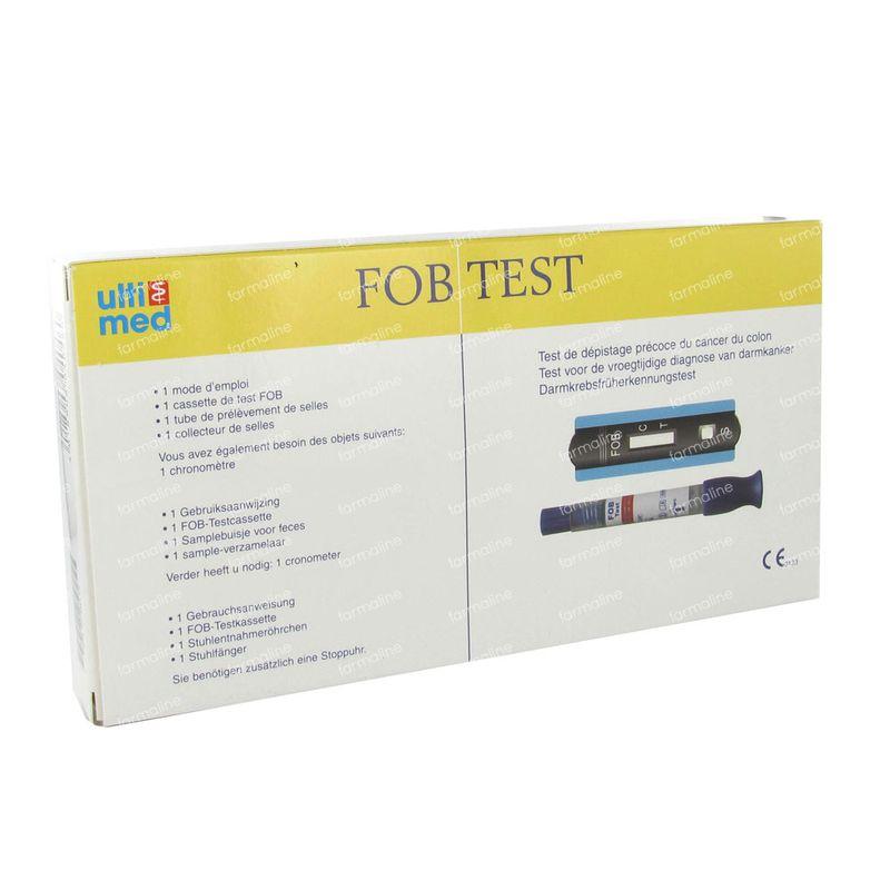 Fob Test Blut Im Stuhlgang 1 st online bestellen.