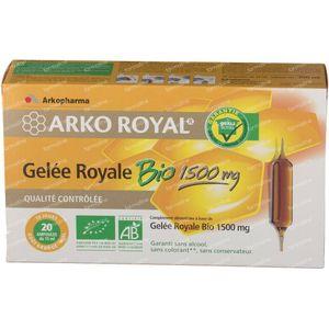 Arko Royal Royal Jelly 1500mg 300 ml ampollas de picadura
