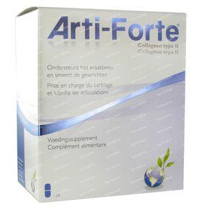 Arti-Forte Glucosamine/Chondroïtine Collagène MSM 126 comprimés
